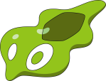 Zygarde Cell. The Pokémon Company/Bulbapedia