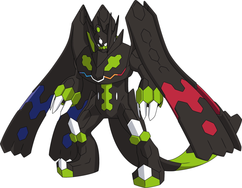 Zygarde Complete. The Pokémon Company/Bulbapedia